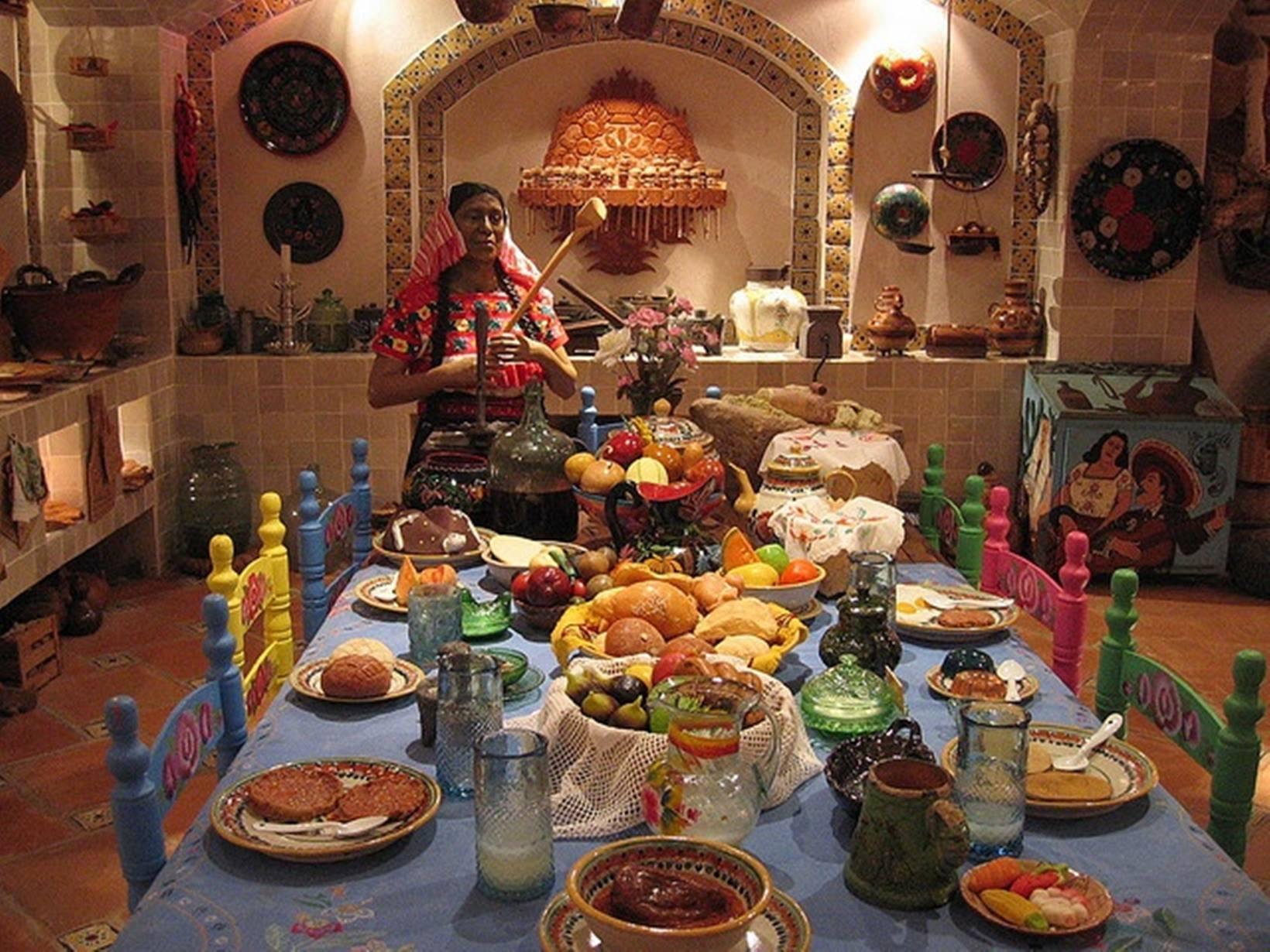 100 - Fotos de cocinas antiguas ...