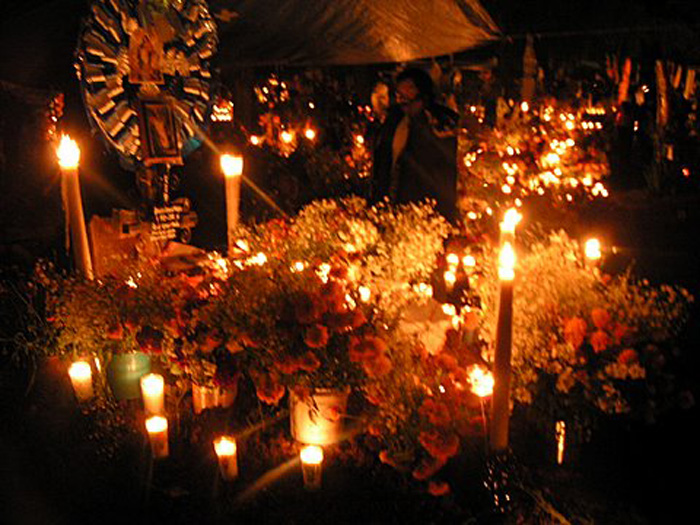 Day of the Dead, Night of the Dead, Dia de Muertos, Noche de