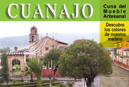 From Patzcuaro Take The Road To Santa Clara And Watch For